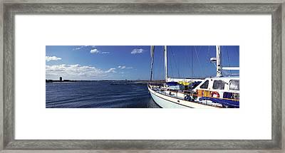 Avalon, Santa Catalina Island Framed Print by Panoramic Images