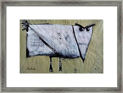 Avis No 2 Framed Print by Mark M  Mellon
