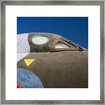 Avro Vulcan B.mk 2 Bomber Framed Print by Carol Leigh