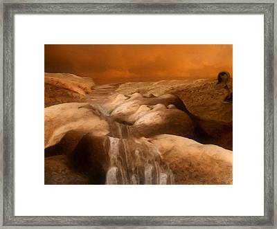 Awaken Framed Print by Jack Zulli