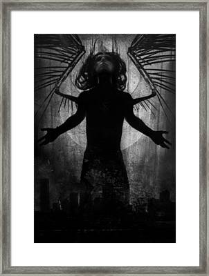 Awoken Framed Print by Cambion Art