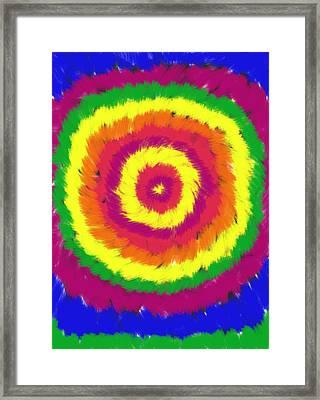Awakening Framed Print by Daina White