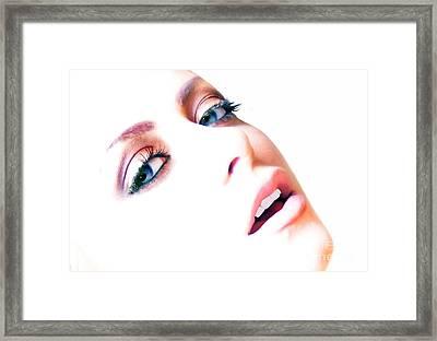 Awash Framed Print by Dan Holm