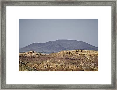 Az Landscape - Near Grand Canyon Framed Print by David Gordon
