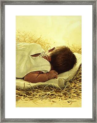 The Gift Of God Framed Print by Graham Braddock