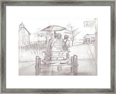Back Home Framed Print by George Harrison