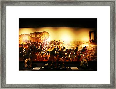 Back In Time... Framed Print by Lucy D