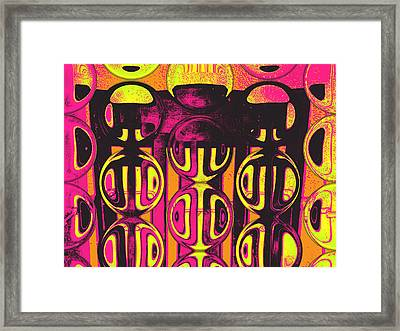 Back-up Framed Print by Wendy J St Christopher
