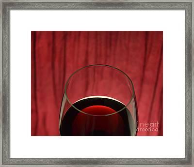 Backlit Room Framed Print by John Debar