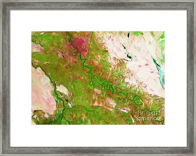 Baghdad Iraq Framed Print by Phill Petrovic