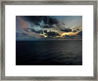 Bahamas 042 Framed Print by Lance Vaughn