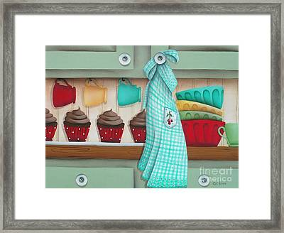 Baking Day Framed Print by Catherine Holman