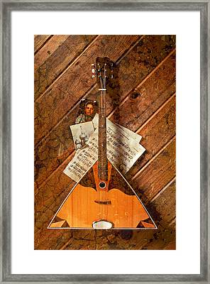 Balalaika Framed Print by Garry Gay