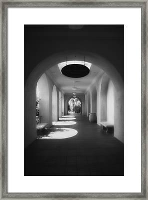 Balboa Park Elements Framed Print by Hugh Smith