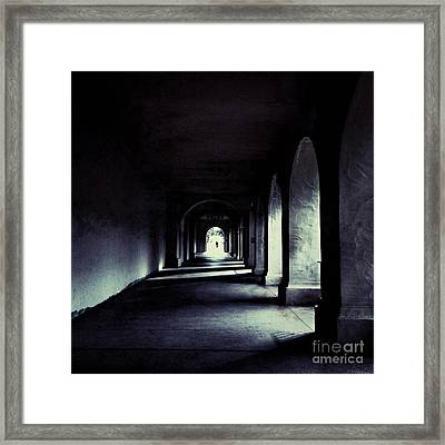 Balboa Park Framed Print by Elena Nosyreva