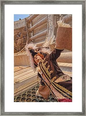 Baroque Gent 2 Framed Print by Danilo Piccioni
