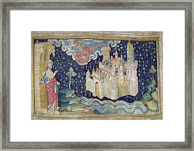 Bataille, Nicolas 14th C.. The New Framed Print by Everett
