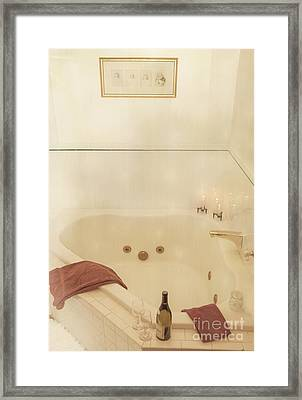 Bath Time Framed Print by Juli Scalzi