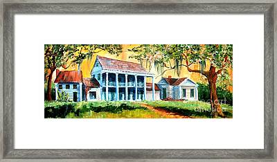 Bayou Country Framed Print by Diane Millsap