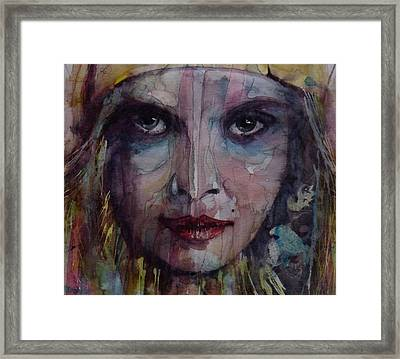 Be Young Be Foolish Be Happy Framed Print by Paul Lovering