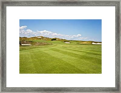 Beautiful Approach Framed Print by Scott Pellegrin