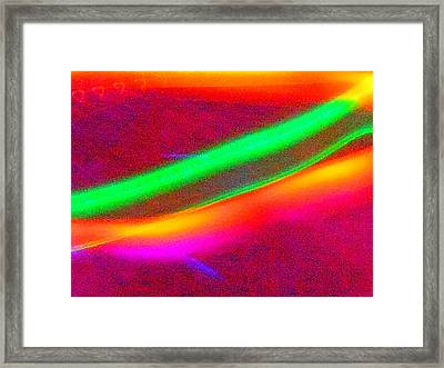 Beautiful Carla Framed Print by James Welch