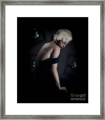 Beautiful Creatures Framed Print by Shanina Conway