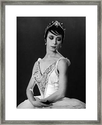 Beautiful Dancer Framed Print by Retro Images Archive