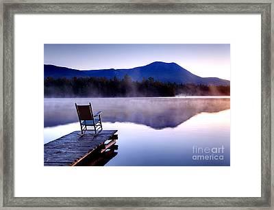 Beautiful View Framed Print by Denis Tangney Jr