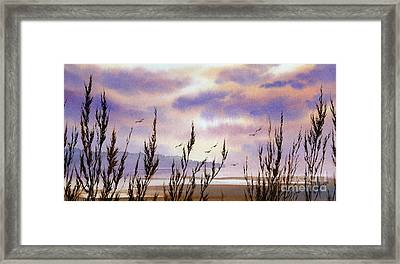 Beautiful World Framed Print by James Williamson
