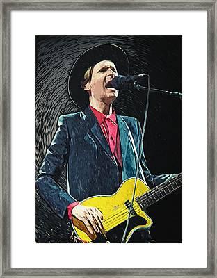 Beck Framed Print by Taylan Soyturk