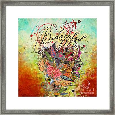 Bedazzled Framed Print by Amy Stewart