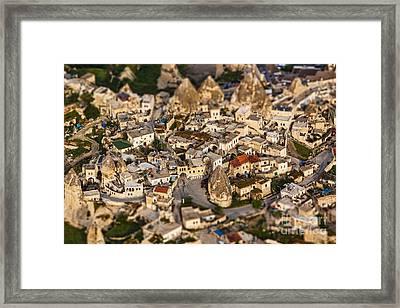 Bedrock Framed Print by Andrew Paranavitana