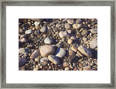 Before The Rains Framed Print by David Rizzo
