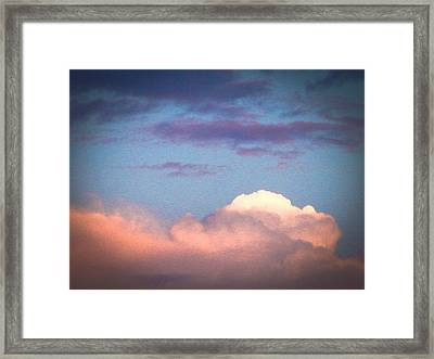 Before The Storm Framed Print by Robert J Andler