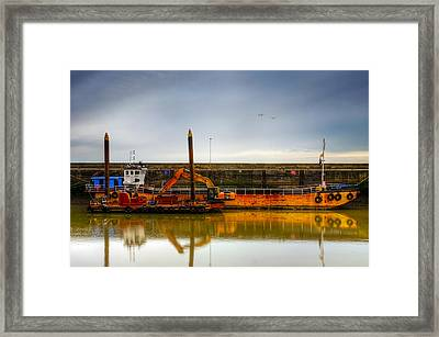 Before Working Day Framed Print by Svetlana Sewell