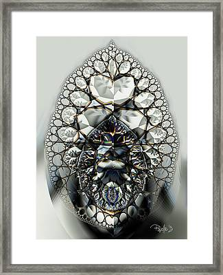 Bejeweled Framed Print by Jim Pavelle