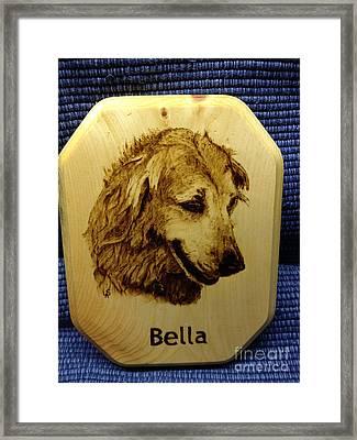 Bella Framed Print by Loring Slivinski