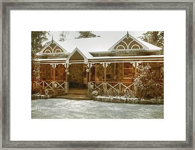 Bella Vista Framed Print by Elaine Teague