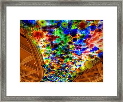 Bellagio 001 Framed Print by Lance Vaughn