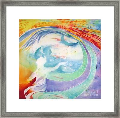 Beloved   Framed Print by Anna Lisa Yoder