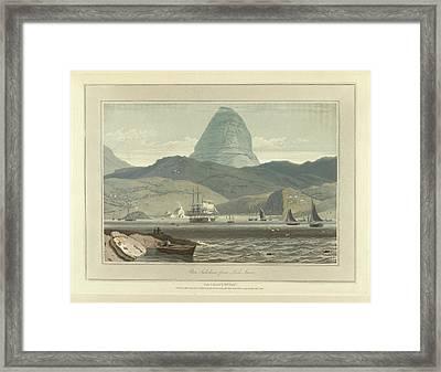 Ben Sulvhein Framed Print by British Library