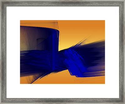 Bene Elohim Framed Print by Jeff Iverson