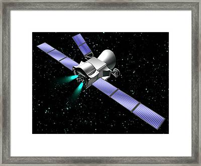 Bepicolombo Mission Framed Print by European Space Agency