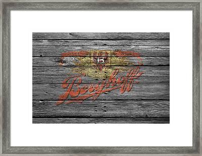 Berghoff Framed Print by Joe Hamilton