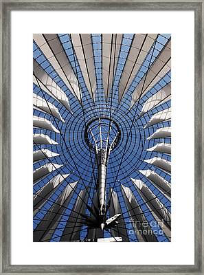 Berlin Wonders Framed Print by John Rizzuto