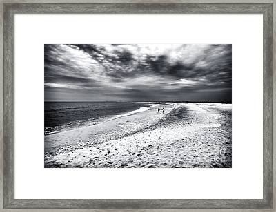 Best Friends Forever Framed Print by John Rizzuto