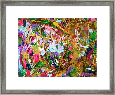 Betsey Framed Print by Etta Harris