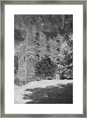 Beverly Mill Framed Print by Guy Whiteley
