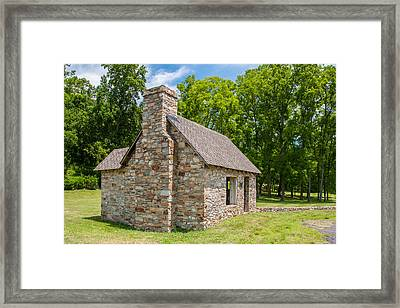 Beverly Mill Store Framed Print by Guy Whiteley